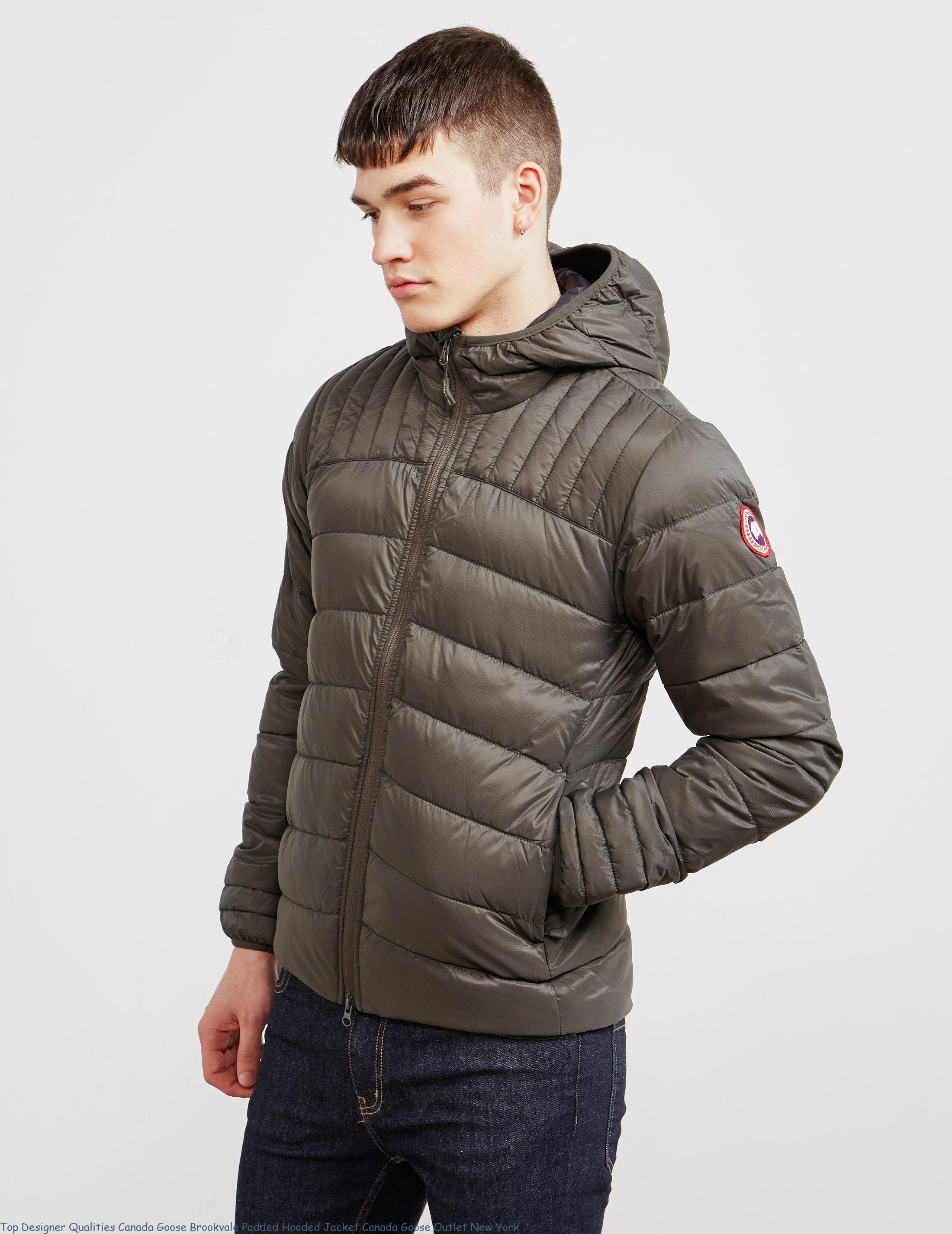 Top Designer Qualities Canada Goose Brookvale Padded Hooded Jacket Canada  Goose Outlet New York – Canada Goose On Sale Outlet Steep Cheap Clearance