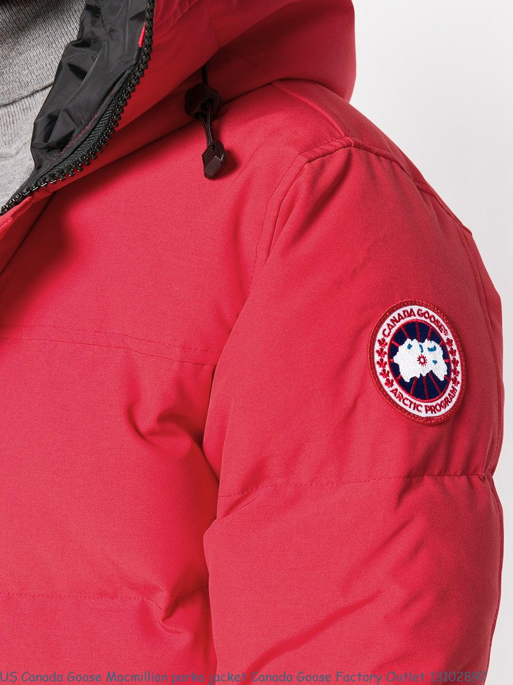 US Canada Goose Macmillian parka jacket Canada Goose Factory Outlet 13102897