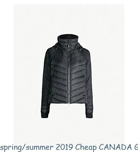 4c2dbaa3b spring/summer 2019 Cheap CANADA GOOSE Hybridge Base padded shell-down  jacket Official Canada Goose Outlet 7215747